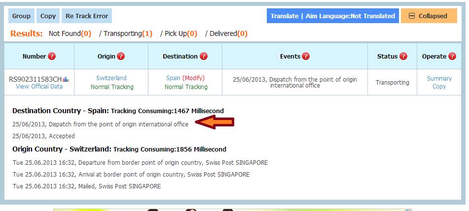 Aduana correos espa a p gina 3 comunidad de ebay for Correo comunidad de madrid